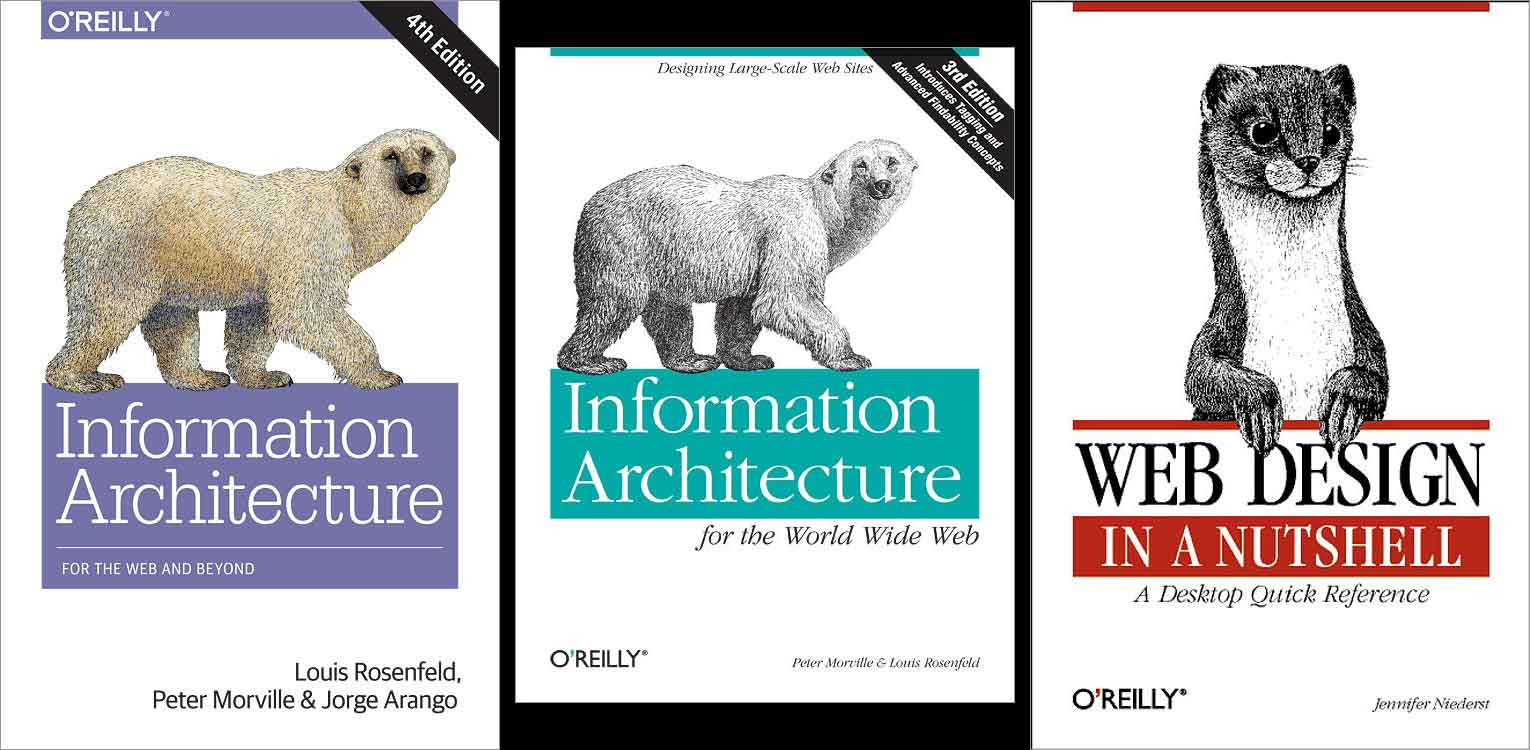 Information Architecture and Web Design in a Nutshell