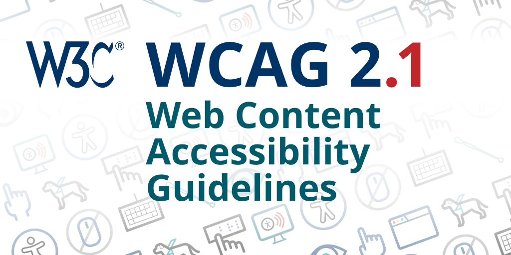 W3C Web Accessibility Initiative (WAI)