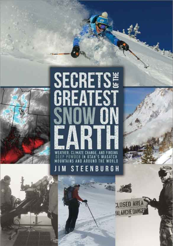 Secrets of the Greatest Snow on Earth - Cover