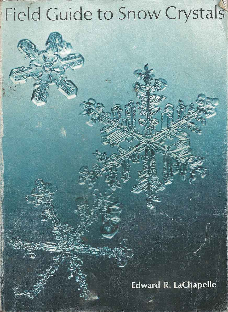 Field Guide to Snow Crystals - Front Cover