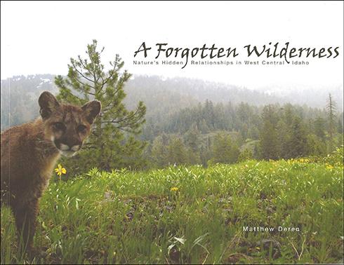 A Forgotten Wilderness - Cover
