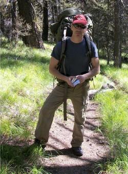 Author Matthew Deren