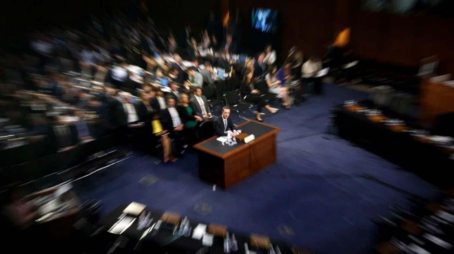 Time Magazine - Zuckerberg Hearing
