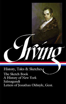 Washington Irving - History Tales and Sketches