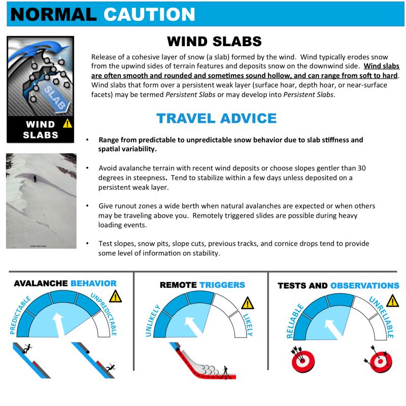Wind Slabs