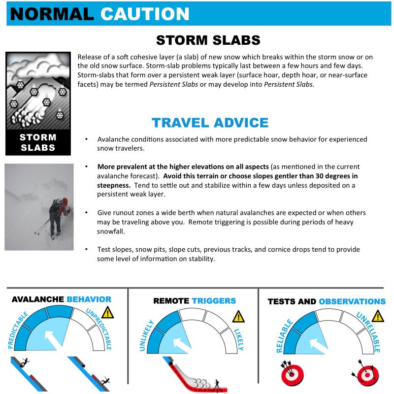 Storm Slabs