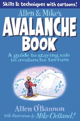 Allen & Mike's Avalanche Book - Cover