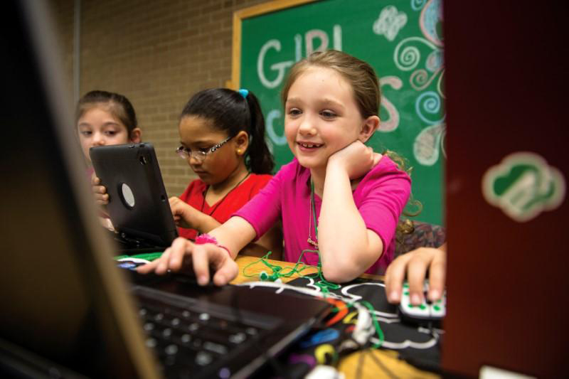Girl Scouts Cybersecurity Badges