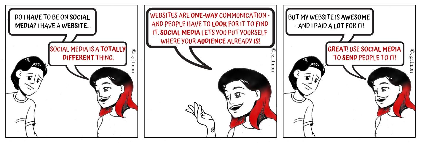 SOCIAL, SCHMOCIAL