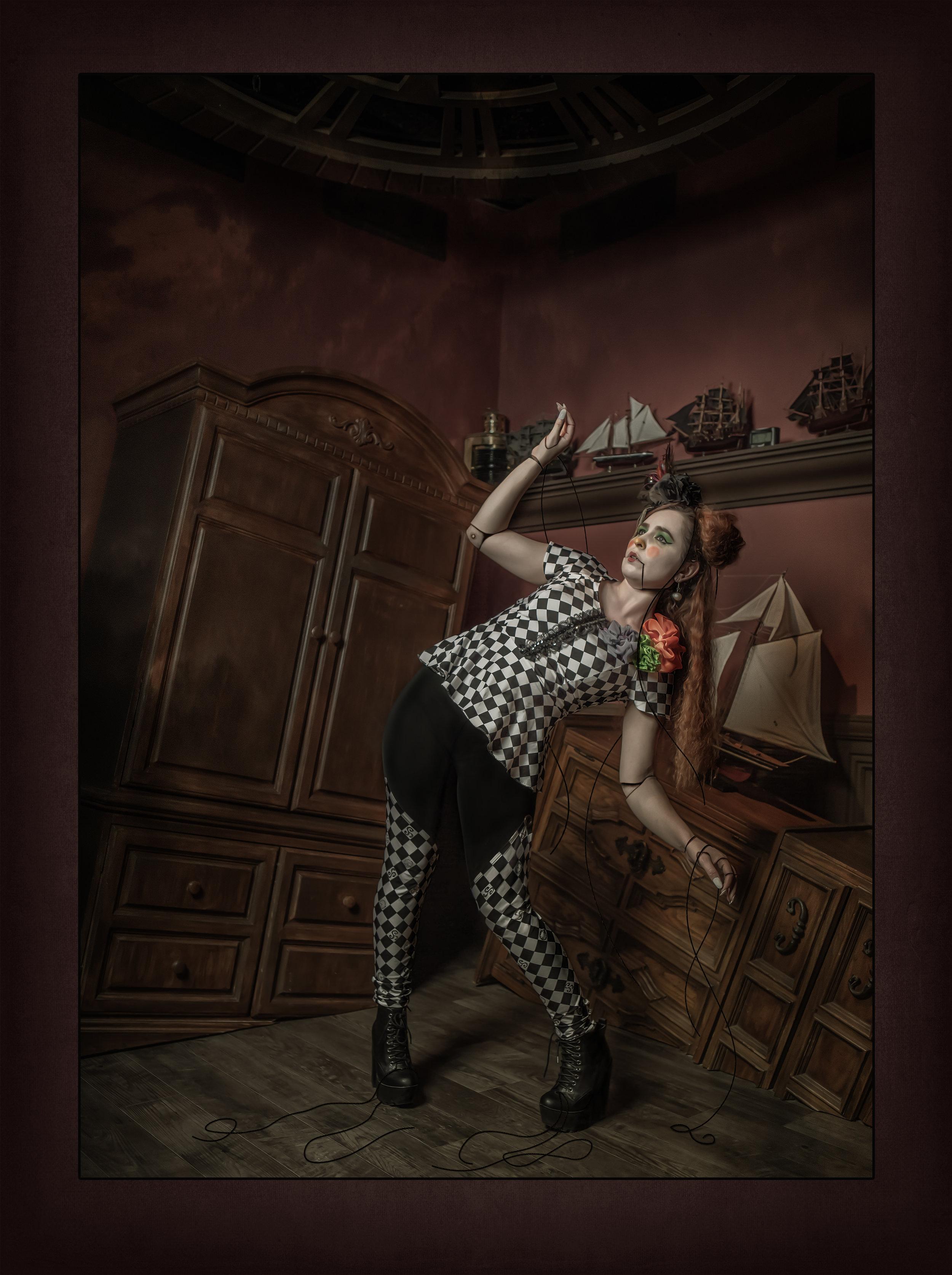 """Broken Marionette"" - 2019 International Photographic Competition Award-Winning Image"