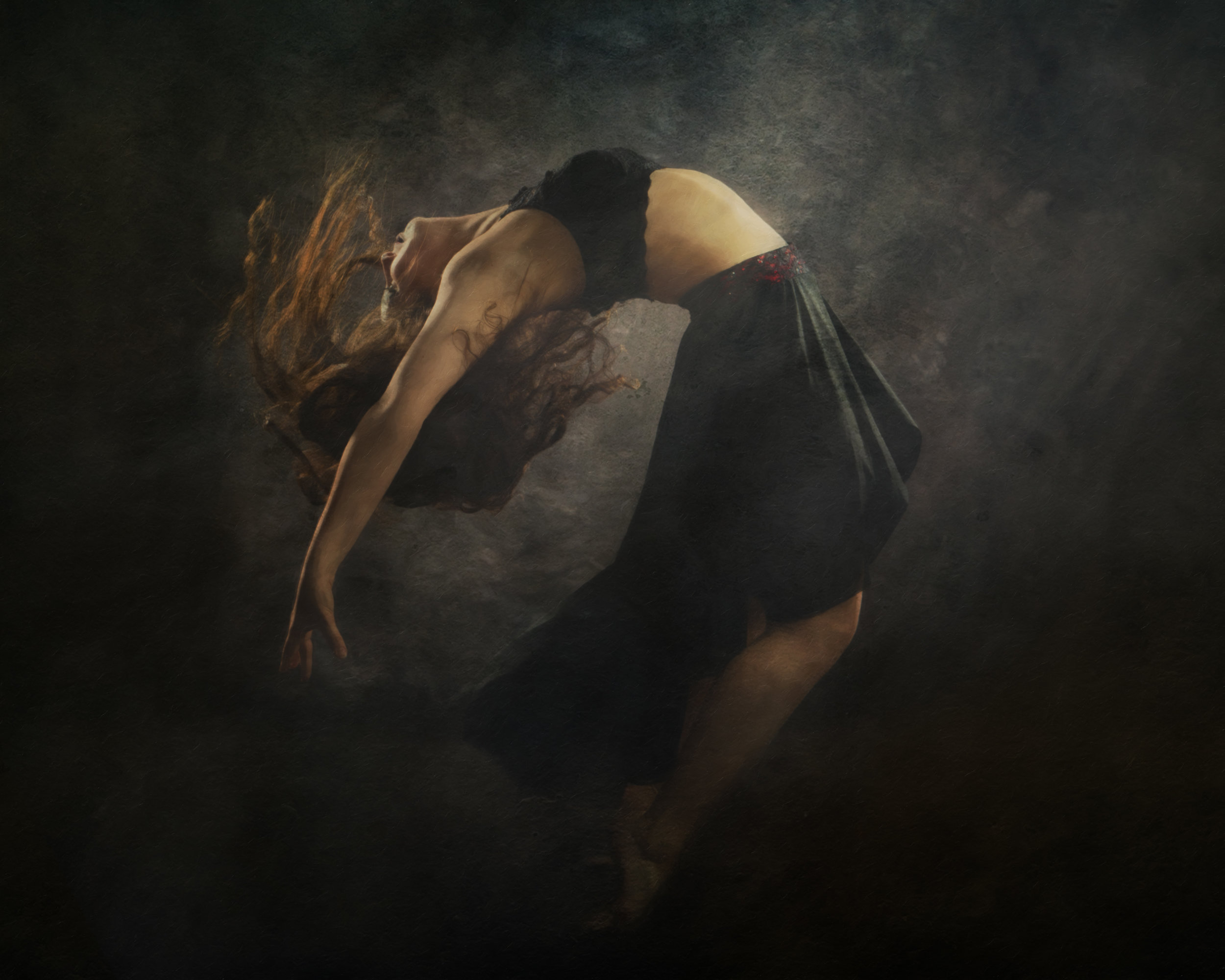"""The Dancer"" - Art Print"