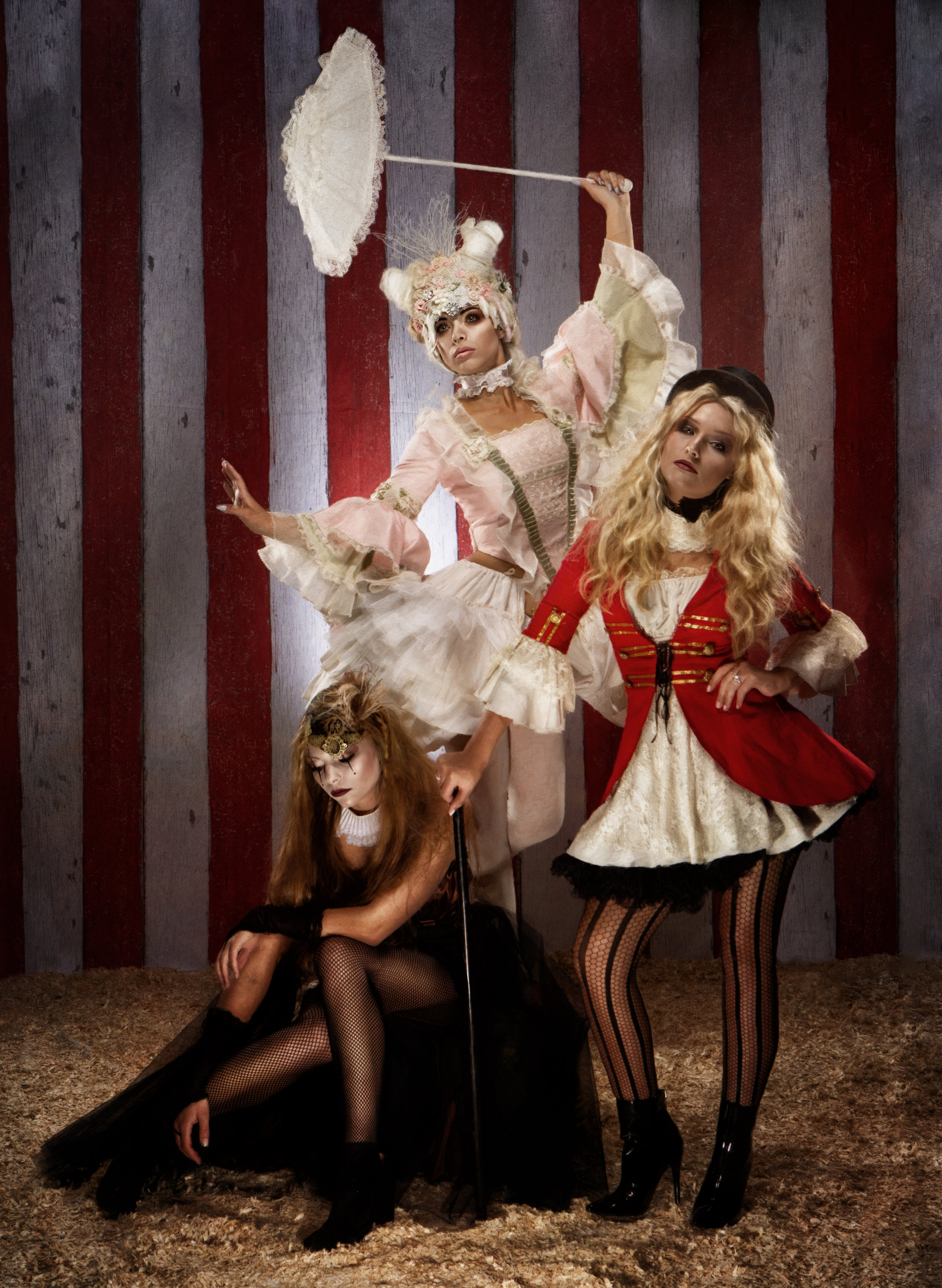 """""""The Big Top"""" - 2018 After Dark with Marci and Christy Photography"""