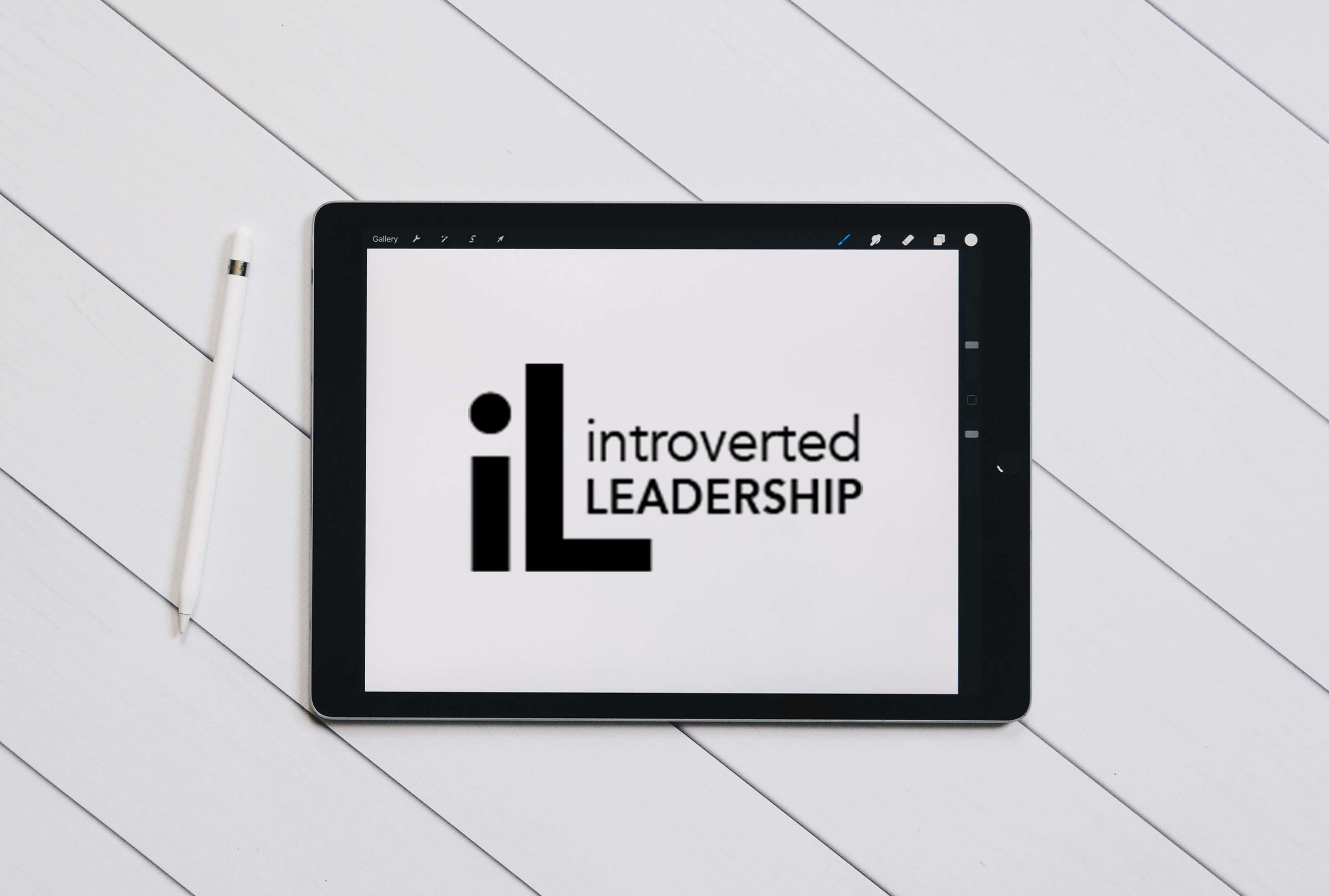 Introverted Leadership Logo