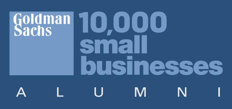 Goldman Sachs 10,000 small businesses - career coaching