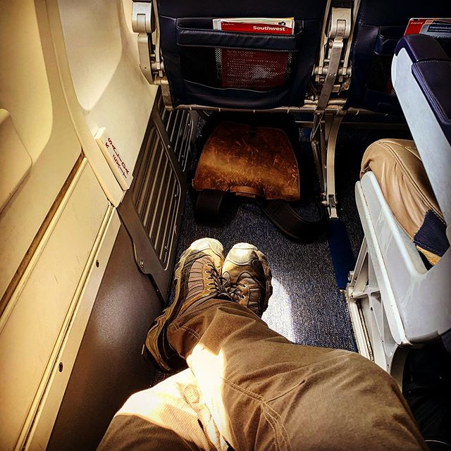 And another flight in my favorite #swairlines seat. #corporatetraveller #travelphotographer #spokanewashington