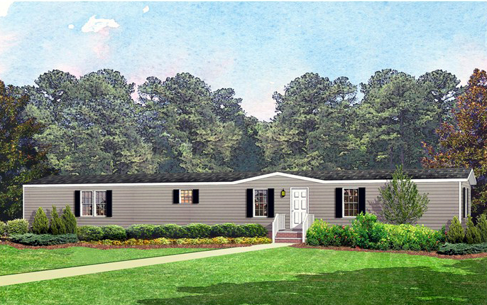The Elite - 3 Bedroom / 2 Bath1178 Square Feet