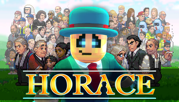 Picture Courtesy of Horace's Steam Page https://store.steampowered.com/app/629090/Horace/