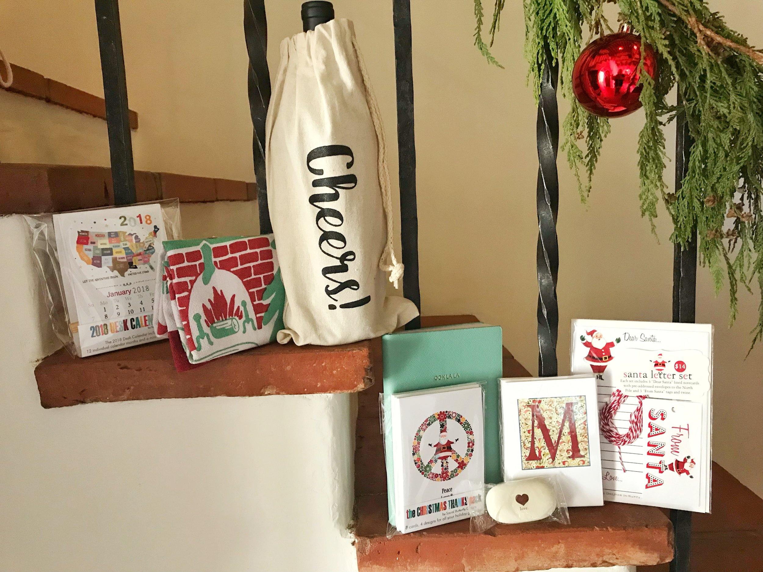 A small sampling of some of our favorite holiday offerings!