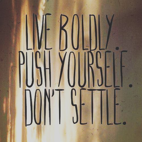 Live boldly.... #popupweddingco