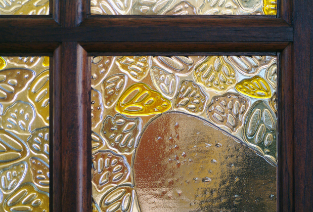 Custom Carved Fused Elements Detail