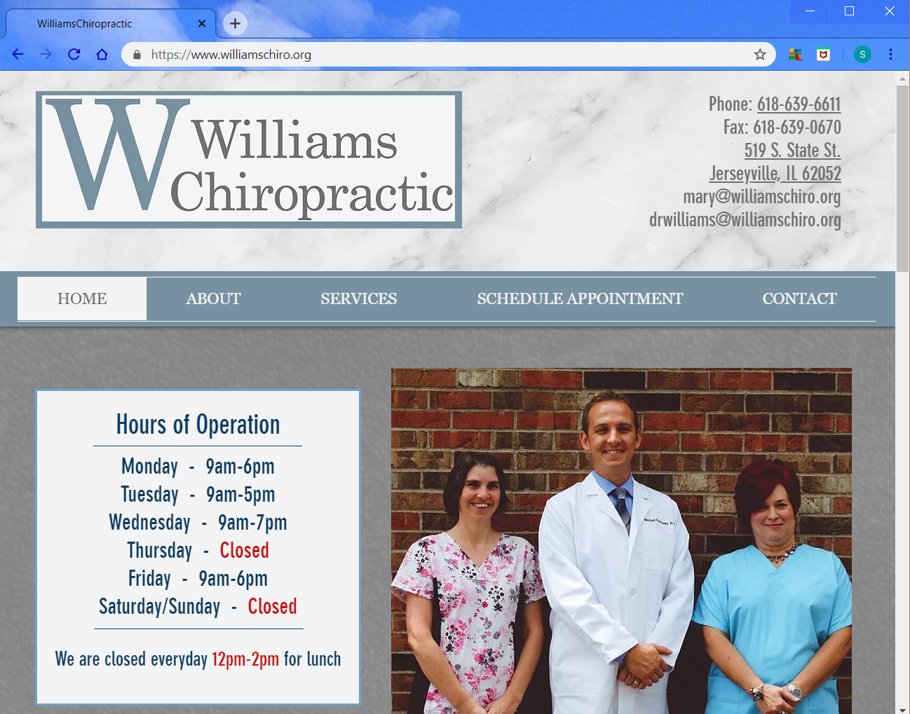 Williams Chiro Home Page.png