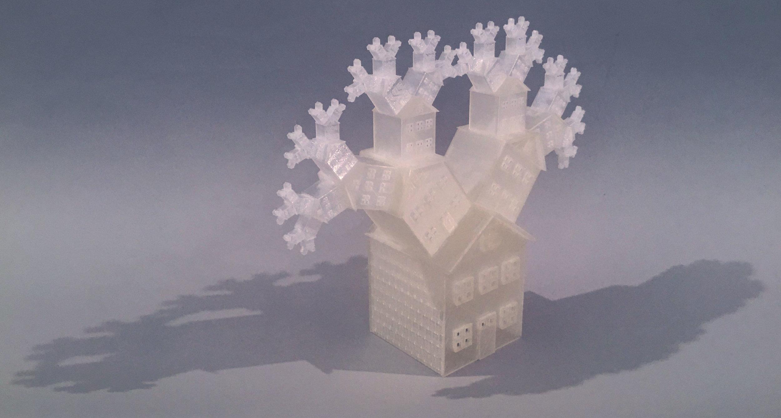 Fractal House
