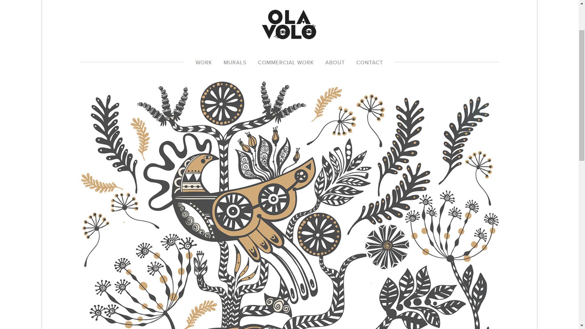Want some awesome inspiration? Check out the ever talented Ola Volo