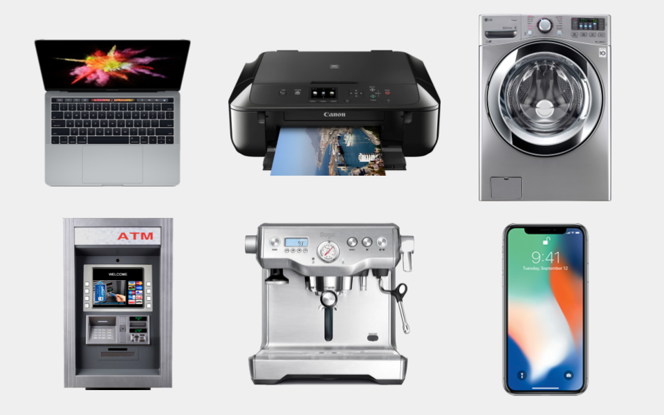 A collection of products and services that we use every day.