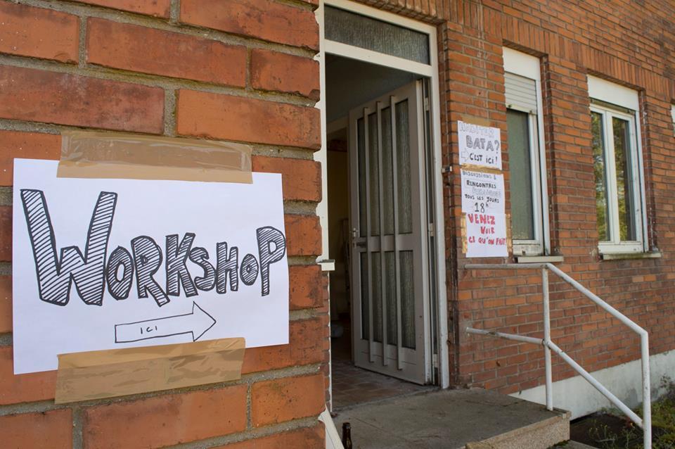 Le workshop, c'est par ici