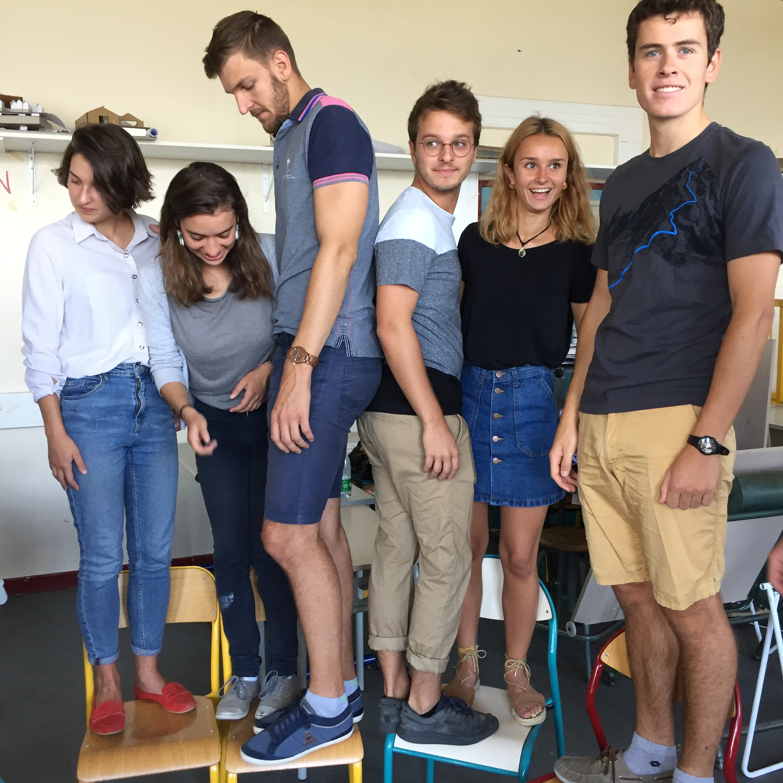 Un energizer : Outil d'éducation populaire pour créer une bonne dynamique de groupe