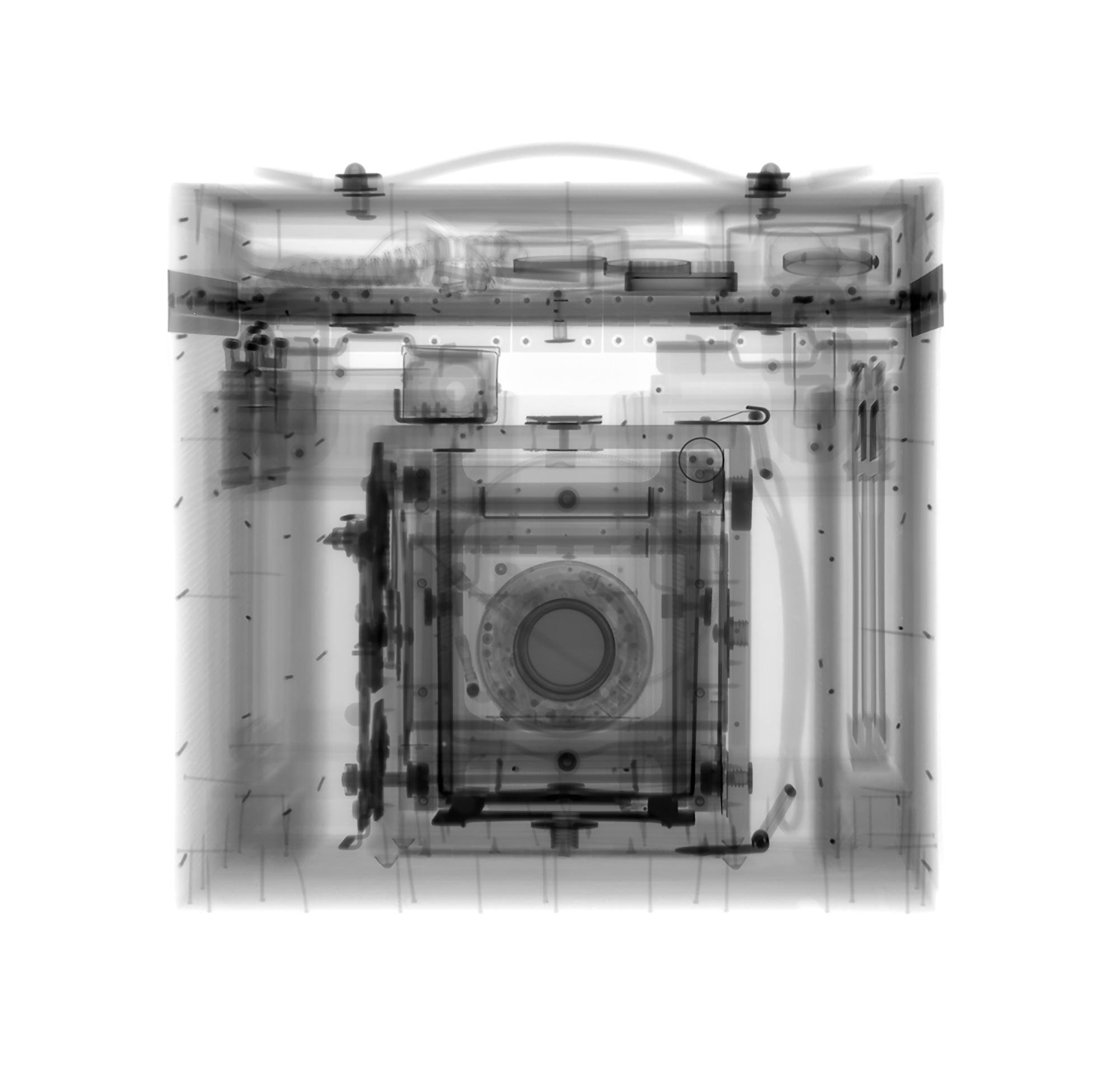 Graflex Speed Graphic Miniature in Box
