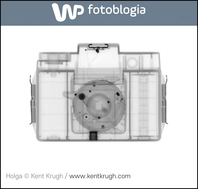 Discover the history of photography based on ... X-ray images of cameras!  May 3, 2018
