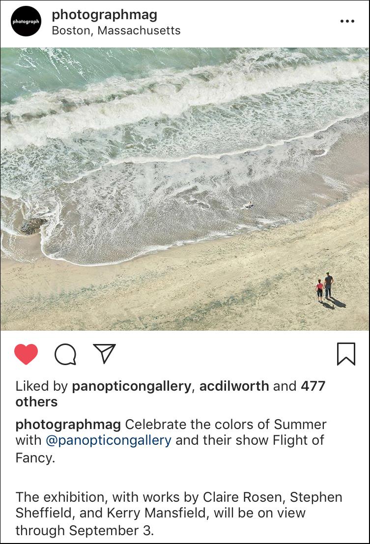 Photograph Magazine Instagram July 12, 2018