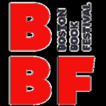 Boston Book Festival Buzz Week October 13, 2018