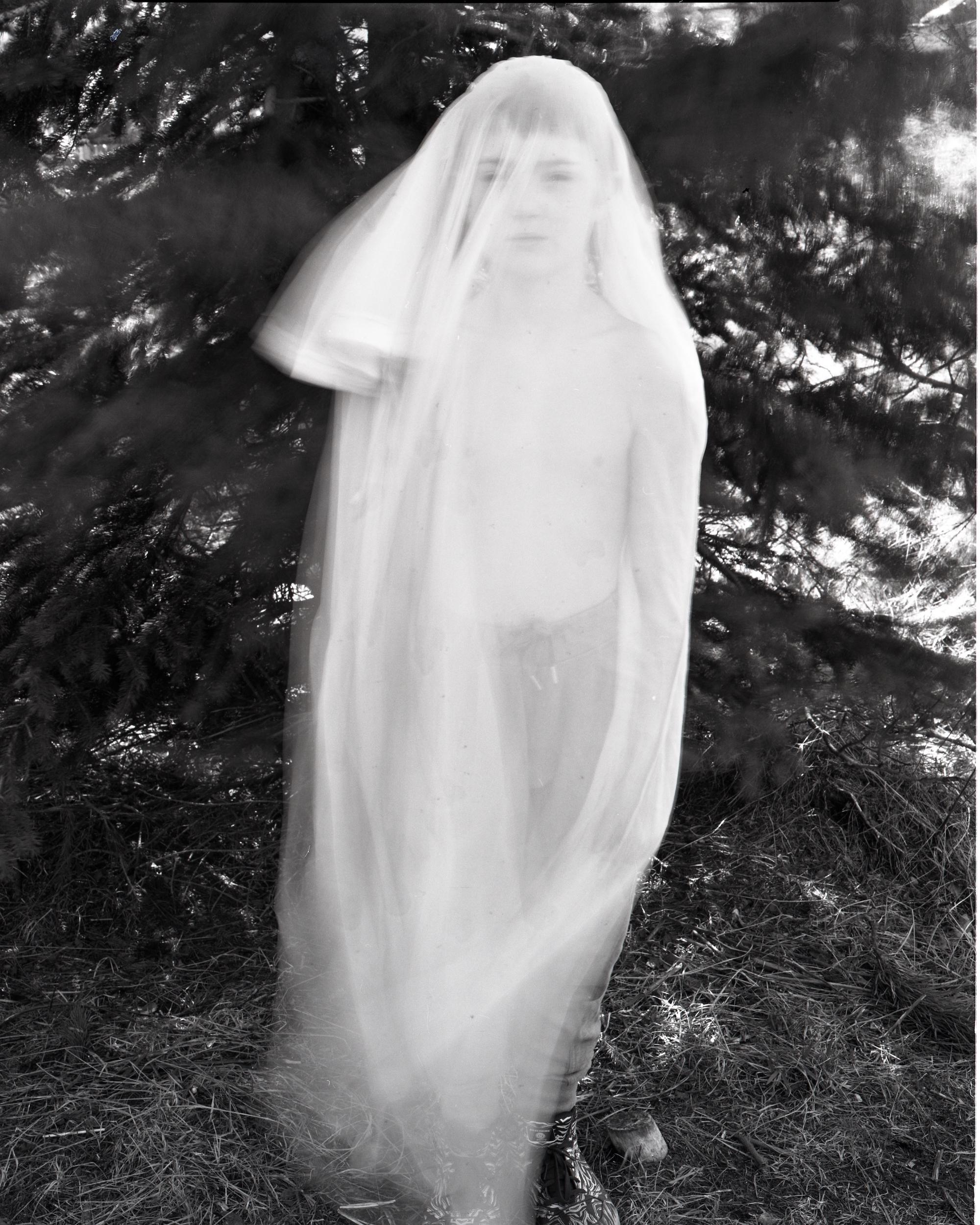 Agnieszka Sosnowska Ghost Boy