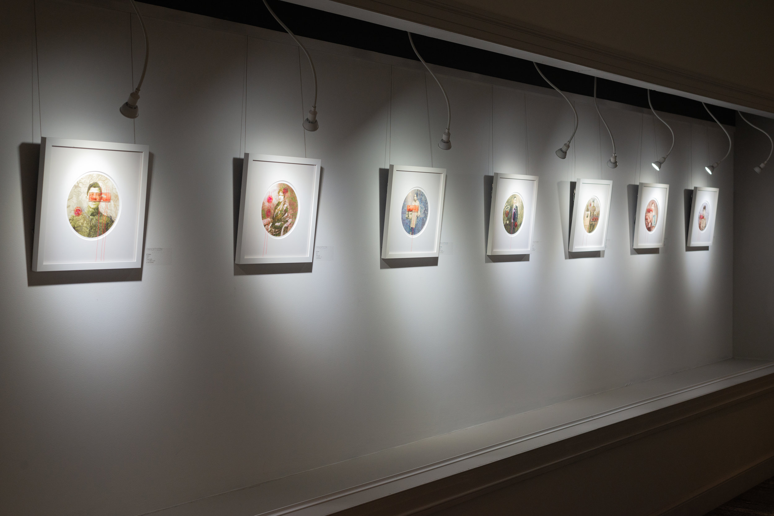 JP Terlizzi, exhibition photo of work