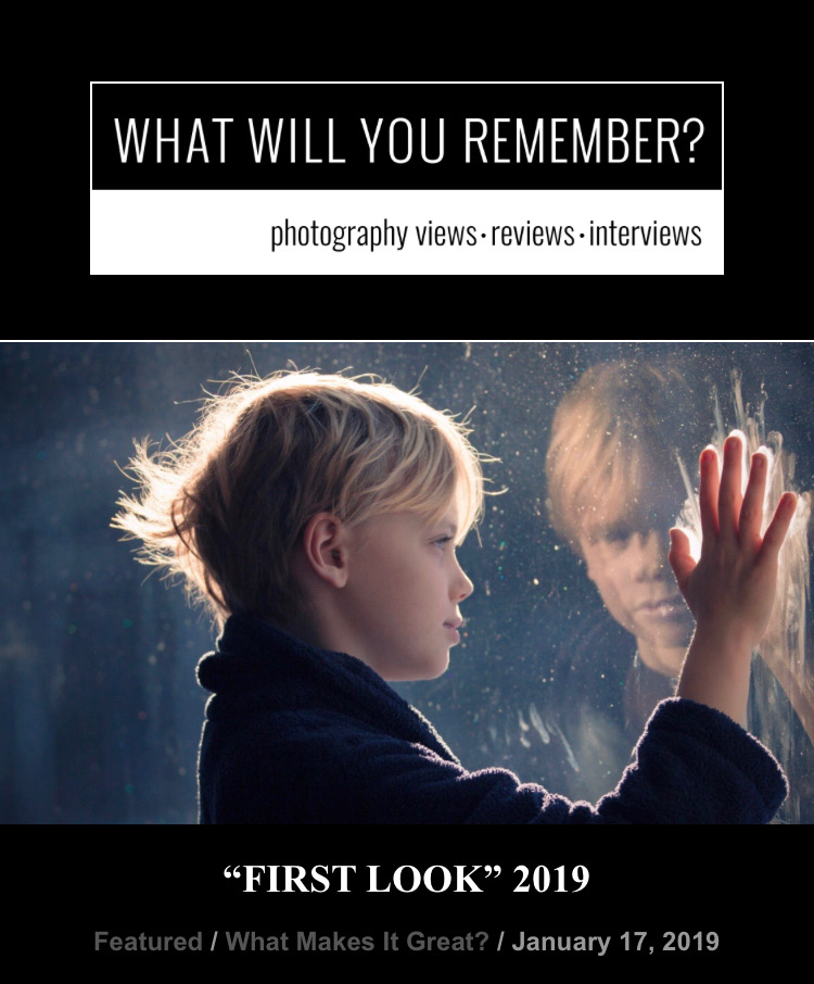 First Look 2019 January 17, 2019