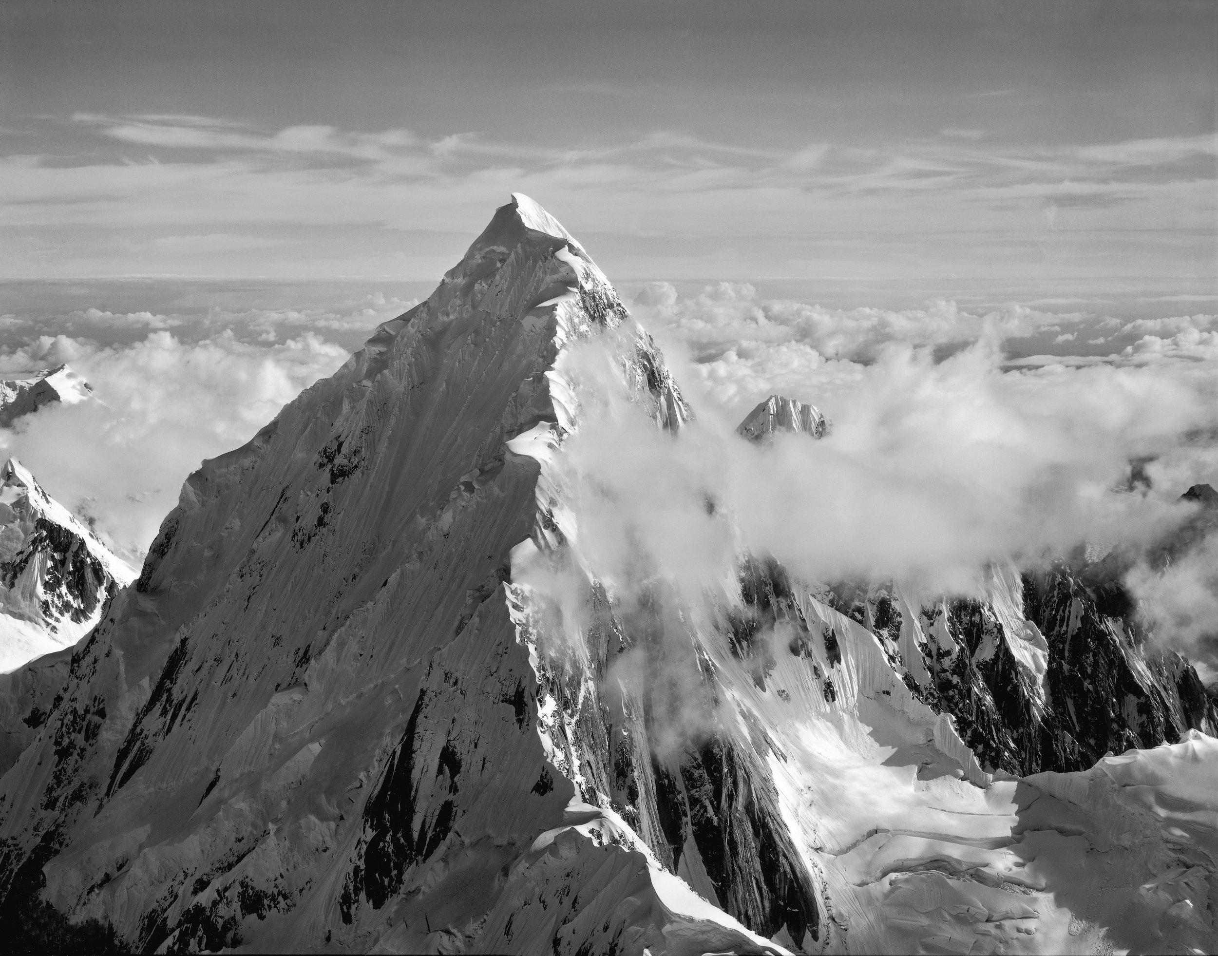 West Ridge of Mount Huntington, Alaska