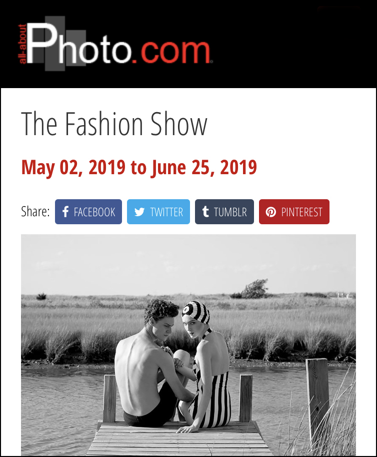 The Fashion Show May 2, 2019