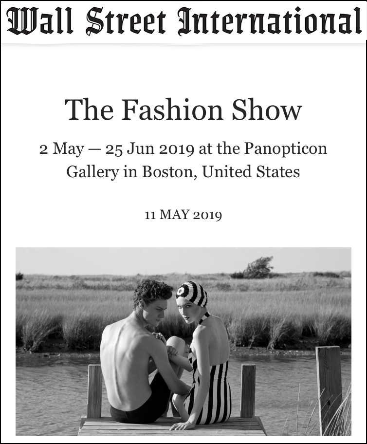 The Fashion Show May 11, 2019