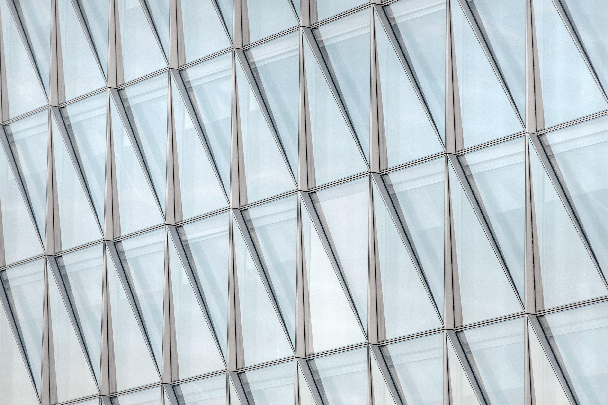 HIGH PRESSURE WINDOW WASHING -