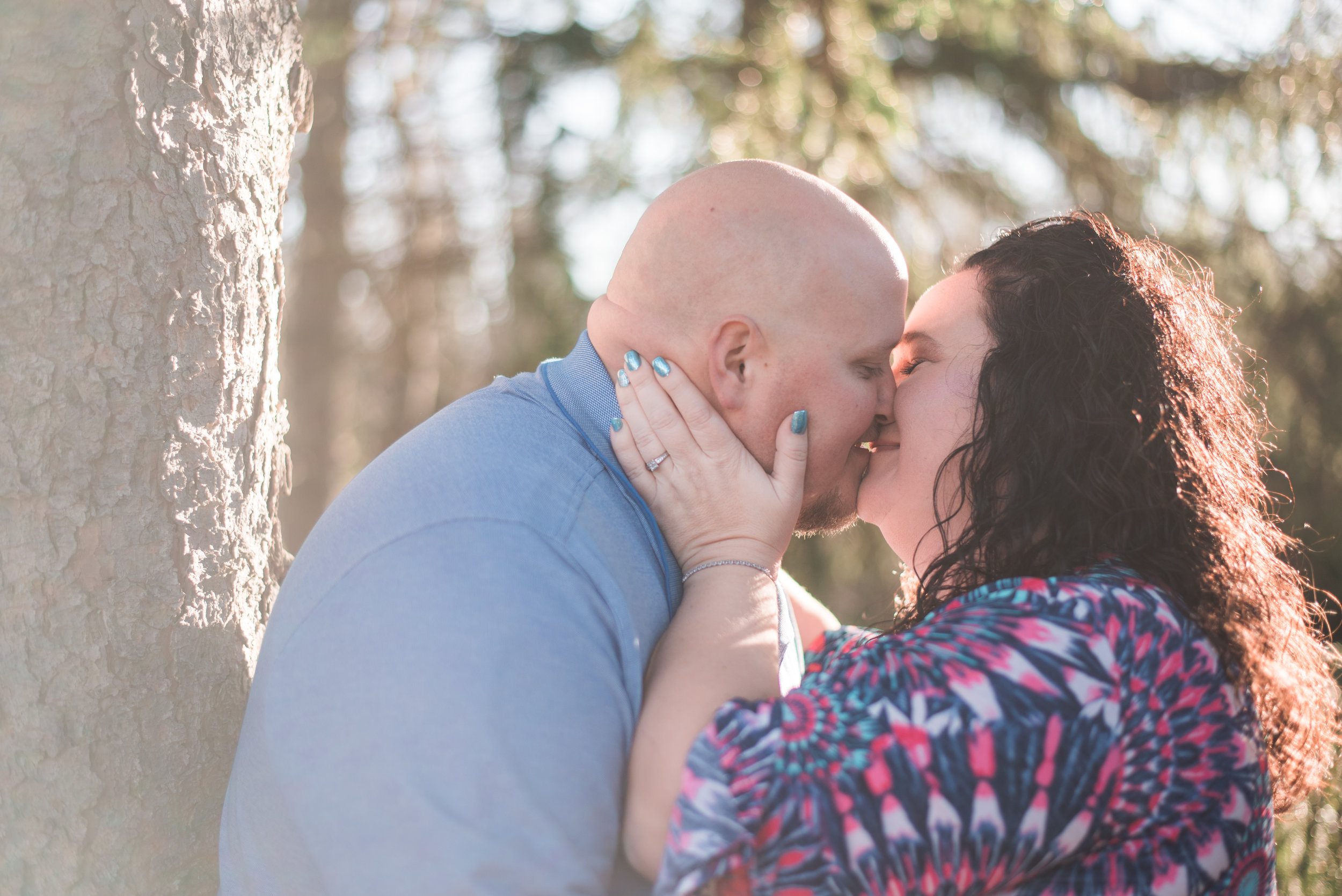 Westerville Ohio Wedding Engagement Photographer Columbus Lancaster