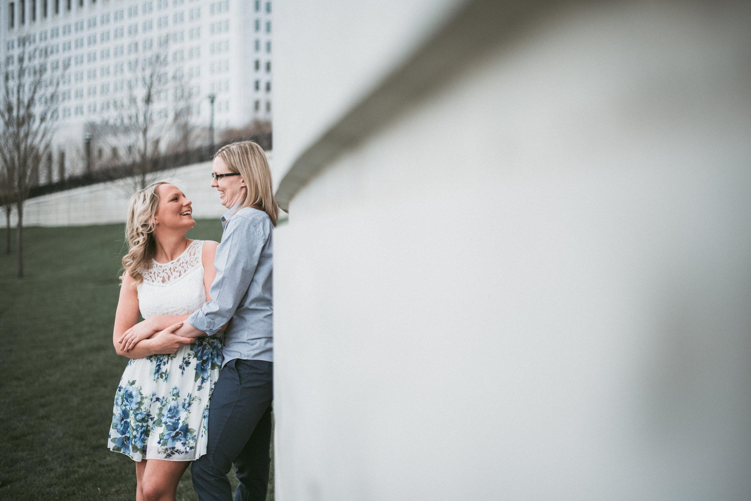 lgbt columbus ohio wedding photographer