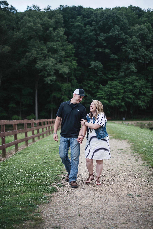 wedding photographer in lancaster ohio