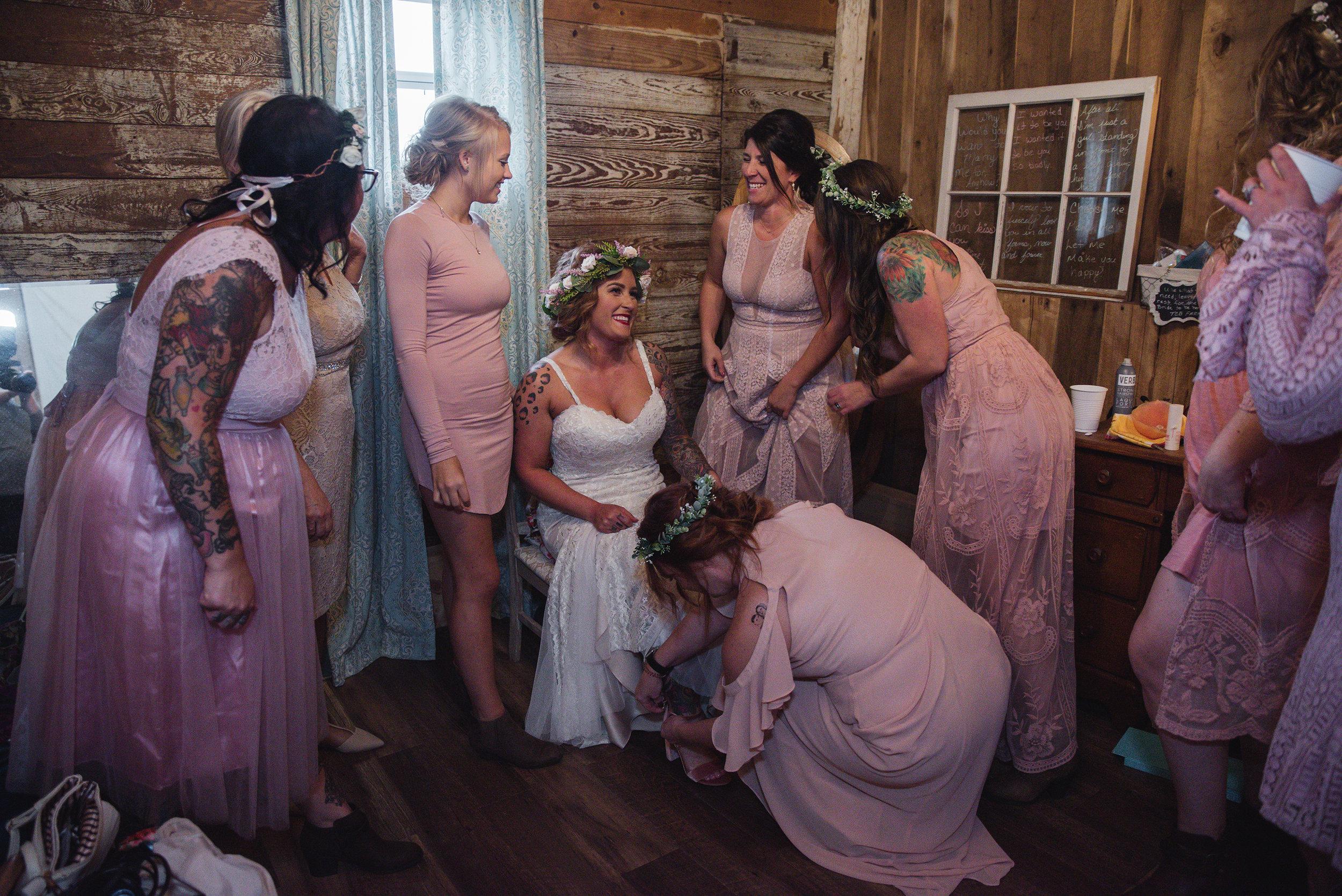 central ohio wedding photographer