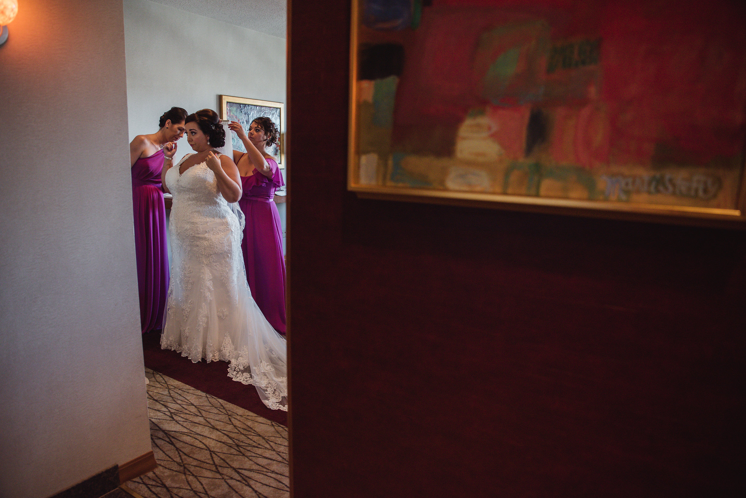 columbus ohio lesbian wedding photographer