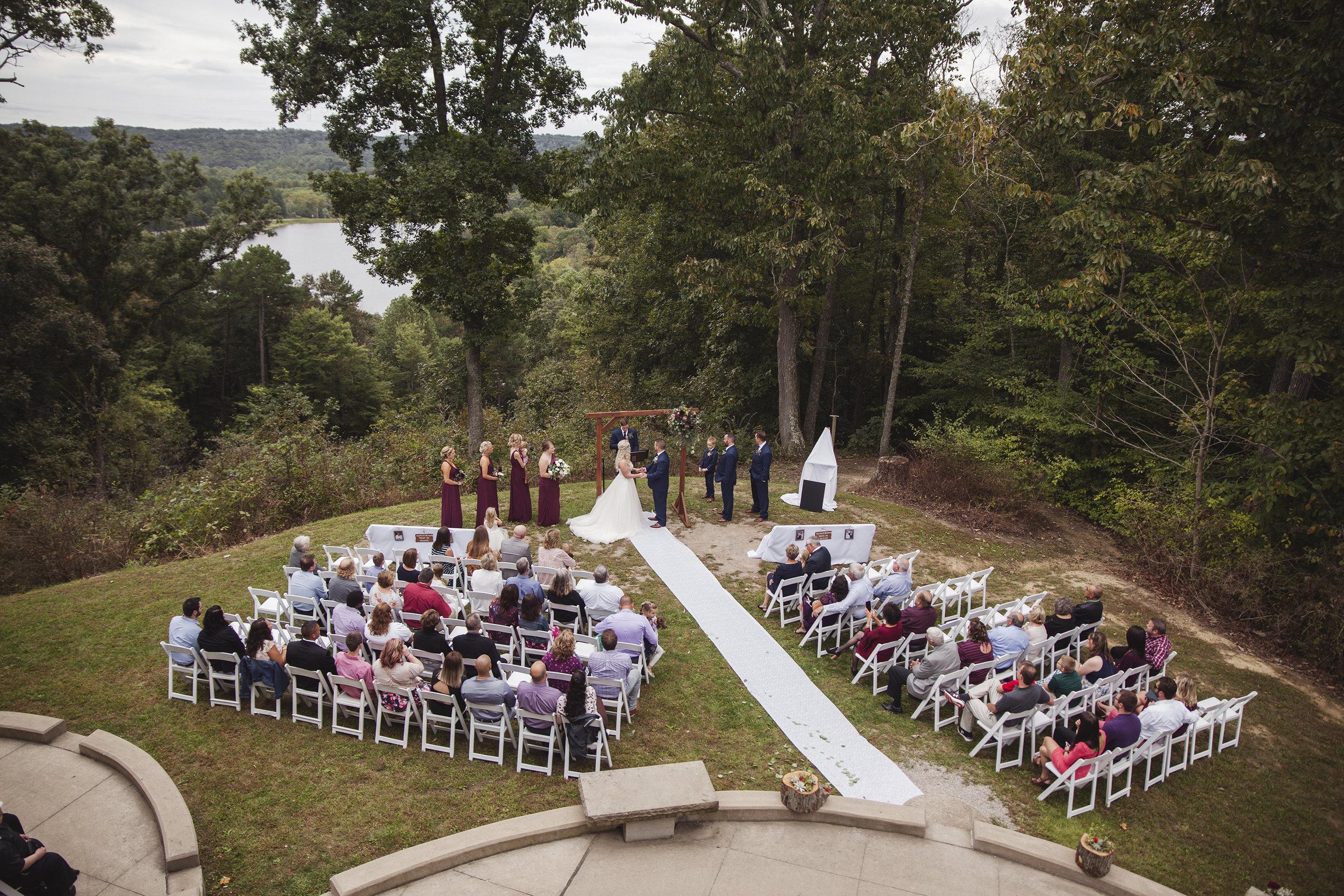 wedding photographer for elopement