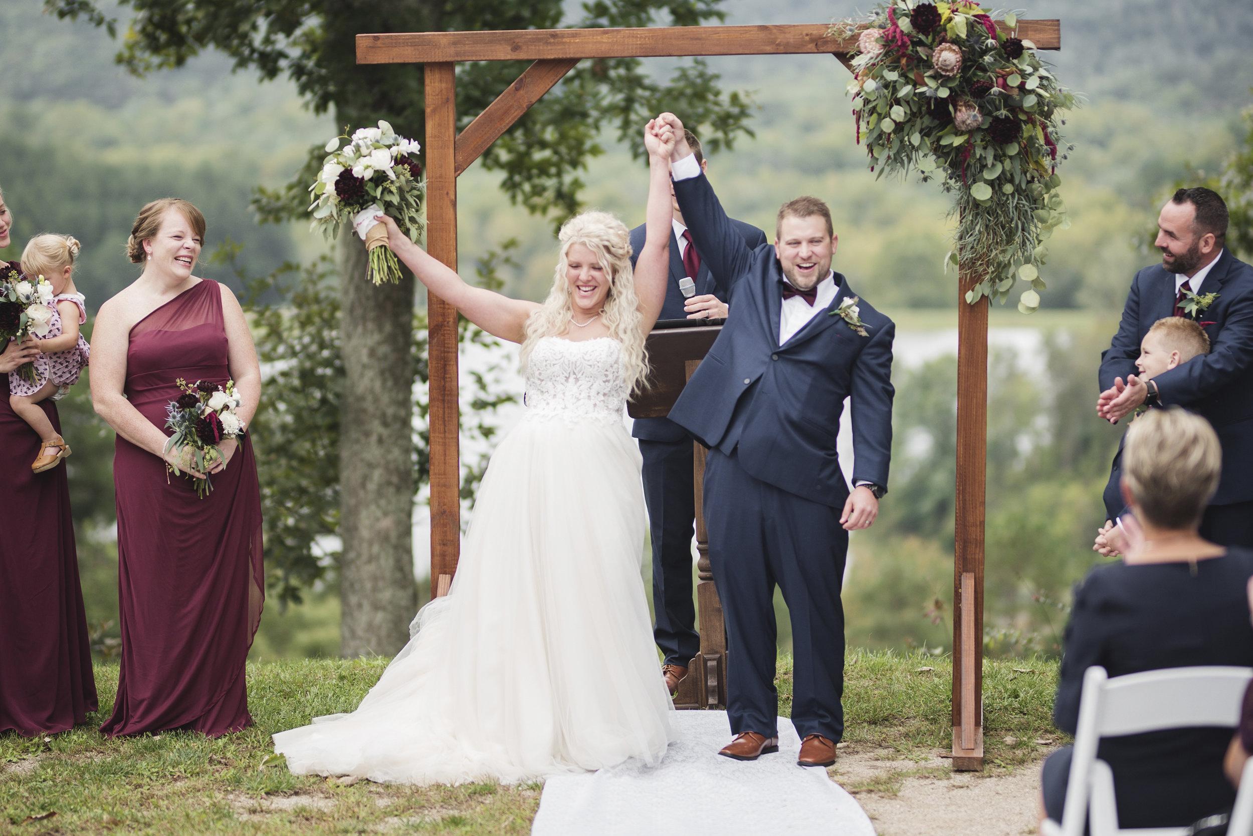 The Vault Wedding Photographer columbus