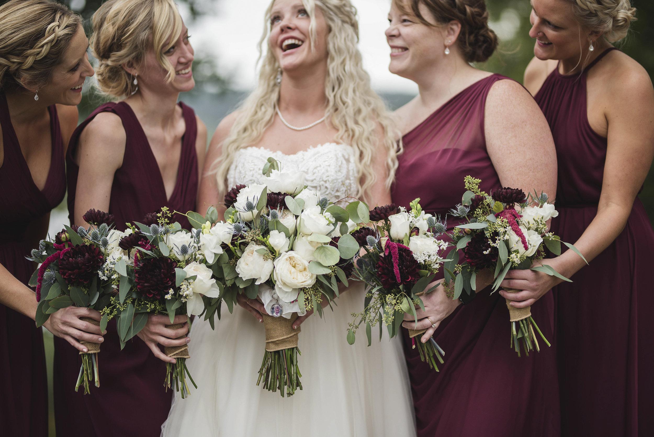 columbus country club wedding photographer