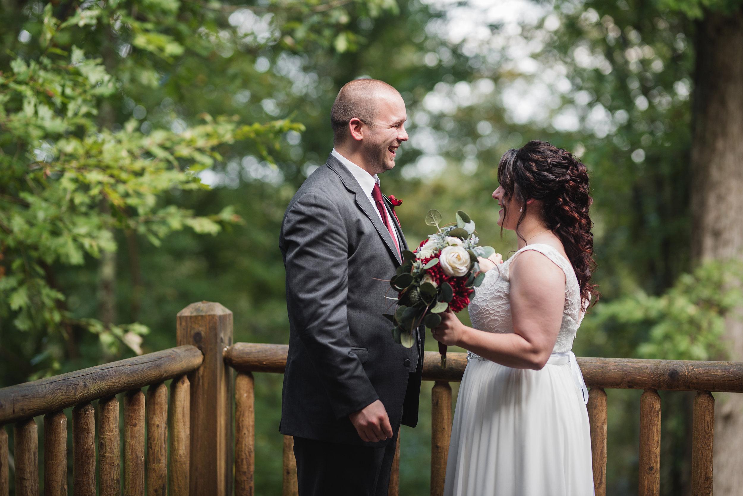 trout club wedding photographer